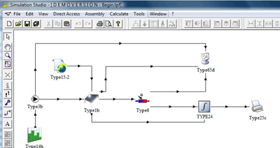 Overview Demo Trnsys Transient System Simulation Tool